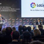 LaLiga,Spain national economy,LaLiga revenues,LaLiga turnover,Spain GDP