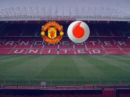 Manchester United,Premier League,Vodafone,Old Trafford stadium,5G network connectivity