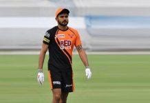 Manish Pandey,IPL Moneyball,IPL Player Salary,IPL Salary,Sunrisers Hyderabad