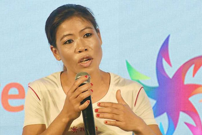 Mary Kom enters TV show to inspire young girls