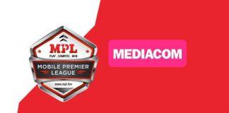 Mobile Premier League,MPL India,MediaCom,MPL mobile game,Group M media