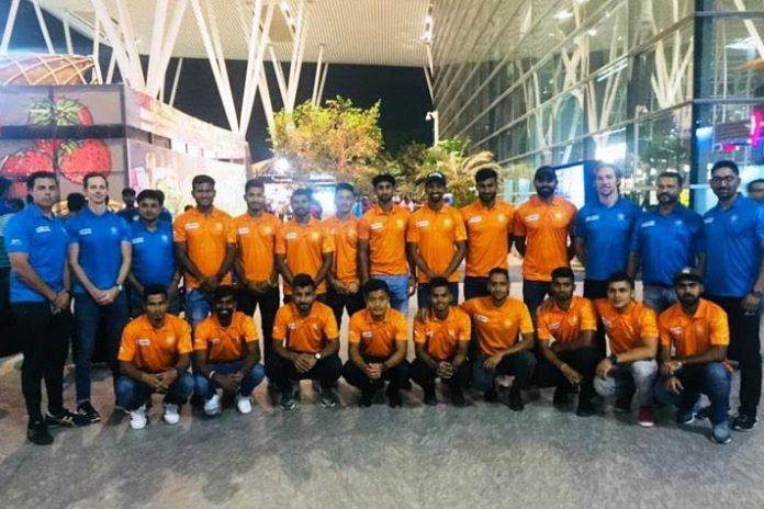 Men's Hockey Team,Hockey India,Indian Men's Hockey Team,Manpreet Singh,Azlan Shah Cup 2019