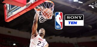 NBA TVC,NBA India,NBA India TVC,Indian television,Sony Pictures Network India
