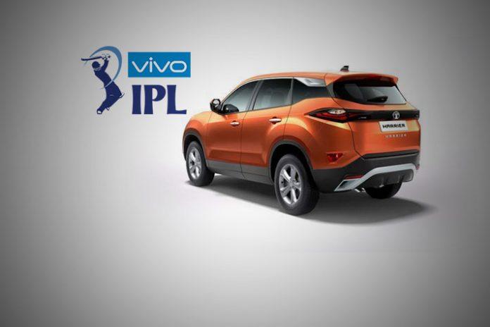 Nexon out, Harrier in as Tata Motors extends IPL partnership