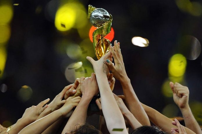 Nine nations formally express interest to host FIFA Women's World Cup