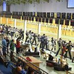 Indian sports,ISSF World Cup,Asian Junior Wrestling,International Olympic Committee,Sports events in India