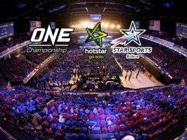 ONE Championship,Star Sports,Star Sports India,ONE Championship Partnerships,Uday Shankar