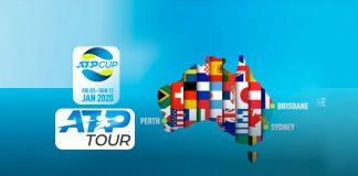 ATP Cup 2020,ATP Tour,ATP Cup 2020 Australia,ATP Cup Australia,Australian Open
