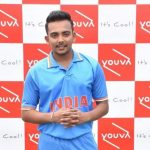 Prithvi Shaw,Prithvi Shaw TVC,Prithvi Shaw television commercial,Youva Brand Ambassador,Youva Brand TVC