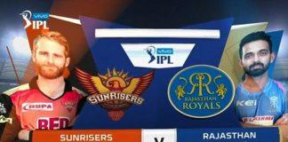 IPL 2019,IPL 2019 Live,SRH vs RR Live,Sunrisers Hyderabad vs Rajasthan Royals Live,Watch SRH vs RR Live