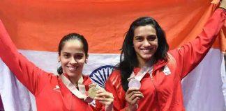 PV Sindhu,Saina Nehwal,All England Championship,Badmintion Championships,P Gopichand