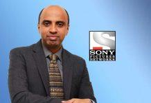 Prasana Krishnan,Sony Pictures Network India,SPNI,Sony Pictures Business head,Sony Pictures Network