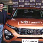 Tata Harrier,Tata Motor,Indian Premier League 2019,Indian Premier League,Tata Motors SUV Harrier