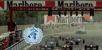 WHO,World Health Organisation,Formula 1,MotoGP,MotoGP events