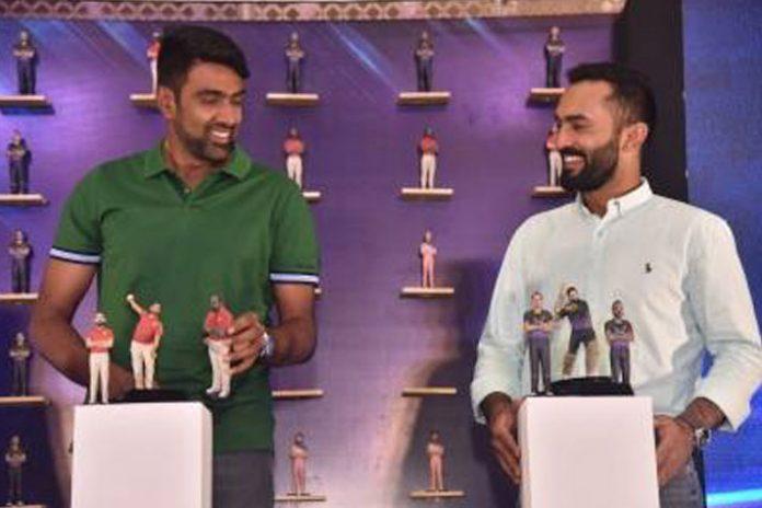 IPL 2019,CricFig,Kings XI Punjab,Ravichandran Ashwin,Dinesh Karthik