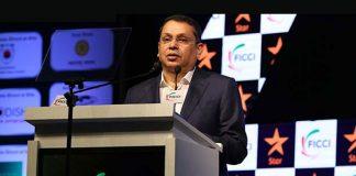 Uday Shankar,FICCI,FICCI Frames,20th Edition of FICCI Frames,Indian Sports
