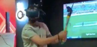 Virat Kohli,Anushka Sharma,iB Cricket,virtual reality Cricket,VR Cricket