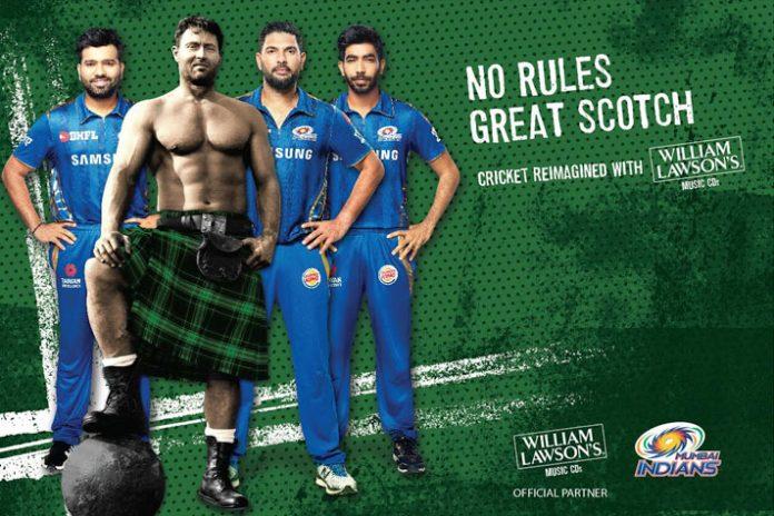 IPL 2019,Mumbai Indians,Mumbai Indians Sponsorships,Indian Premier League,Bacardi India