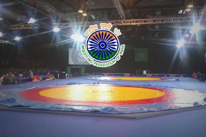 United World Wrestling,Junior Asian Championship,Wrestling Championship,WFI,Wrestling Federation of India