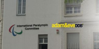 International Paralympic Committee,adam&eveDDB,Paralympic,Olympic Games,Paralympic brand