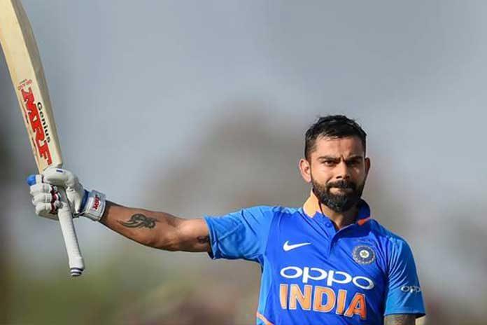 Ind Vs Aus It S Just A Number Kohli On His 40th Odi Hundred