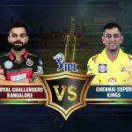 IPL 2019,IPL 2019 Live,RCB vs CSK Live,Chennai Super Kings vs Royal Challengers Bangalore Live,Watch RCB vs CSK Live