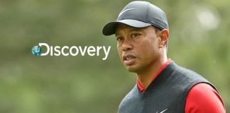 Tiger Woods,Tiger Woods Partnerships,Discovery's GolfTV,GolfTV,Discovery