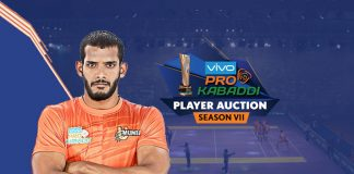 PKL 2019,PKL Auction 2019,PKL 2019 Auction,Siddharth Desai,Pro Kabaddi League