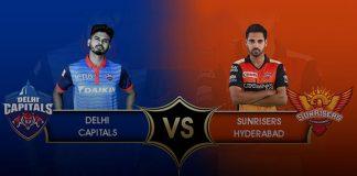 IPL 2019,IPL 2019 Live,DC vs SRH Live,SunRisers Hyderabad vs Delhi Capitals Live,Watch DC vs SRH Live
