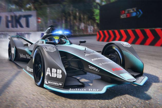 ABB FIA Formula E Championship,Formula E Championship,FIA Formula E Championship,Formula E,Formula e mobile game