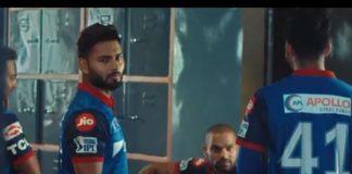 APL Apollo,Delhi Capitals,Delhi Capitals TVC,Shikhar Dhawan,Rishabh Pant