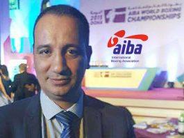 International Boxing Association,AIBA,Mohamed Moustahsane,AIBA president,International Olympic Committee