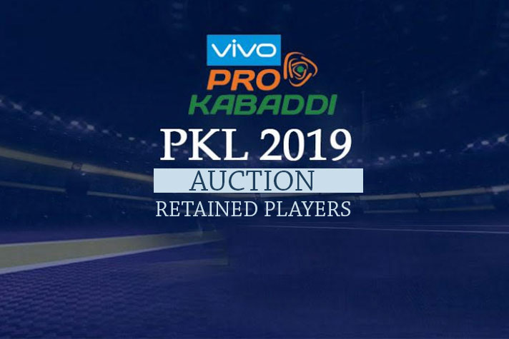 PKL 2019: Auction, Retained players and their salaries