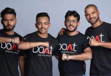 boAt headphones,boAt Brand ambassadors,Shikhar Dhawan,Jasprit Bumrah,KL Rahul