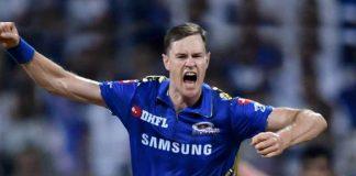 Mumbai Indians,Jason Behrendorff,ICC World Cup,ICC World Cup 2019,IPL 2019