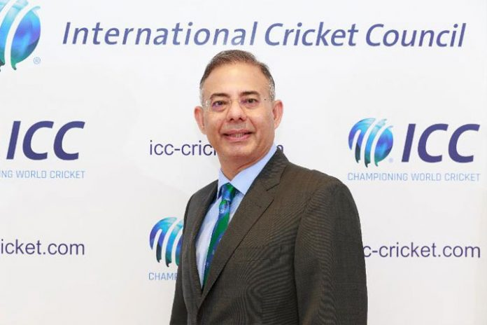 Manu Sawhney,ICC,ICC Chief Executive,ICC Cricket World cup 2019,ICC CEO