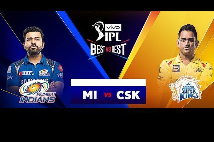 IPL 2019,IPL 2019 Live,CSK vs MI Live,Chennai Super Kings vs Mumbai Indians Live,Watch CSK vs MI Live