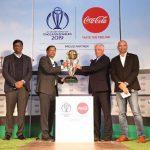 ICC World Cup 2019,ICC World Cup,ICC World Cup 2019 Sponsorships,ICC World Cup 2019 Partnerships,Coca-Cola