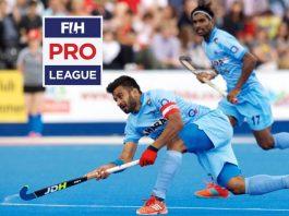 Hockey India,FIH Hockey Pro League,Hockey Pro League,Hockey Leagues in India,FIH Pro Hockey League 2020