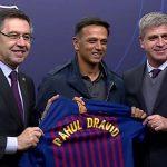 Rahul Dravid,La Liga,Barcelona,Atletico Madrid,Lionel Messi