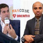 Yannick Colaco,Prasana Krishnan,Dream11,Sony Pictures Network India,Dream11 FanCode