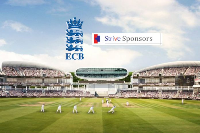 ECB,English and Wales Cricket Board,eSports,Online Gaming,ECB Sponsorships