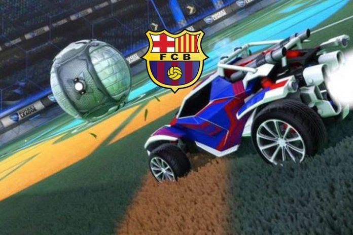 FC Barcelona,eSports,Rocket League Championship Series,Rocket League Championship,DreamHack