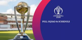 ICC World Cup 2019,ICC World Cup,ICC World Cup 2019 Squads,ICC World Cup 2019 team Squads,ICC World Cup team squads