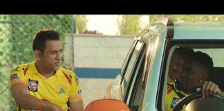 Gulf Oil campaign video,Gulf Oil India,Gulf Oil TVC,Chennai Super Kings,MS Dhoni