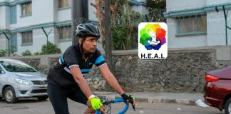Heal Institute,live ECG monitoring,Cyclothon,Cyclothon Mumbai,Mumbai Cyclothon