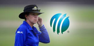 ICC World Cricket League,Claire Polosak,ICC Women's T20 World Cup,ICC Women's World Cup,ICC World Cup