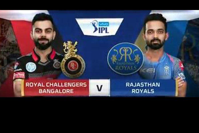 IPL 2019,IPL 2019 Live,RCB vs RR Live,Royal Challengers Bangalore vs Rajasthan Royals Live,Watch RCB vs Rajasthan Royals Live