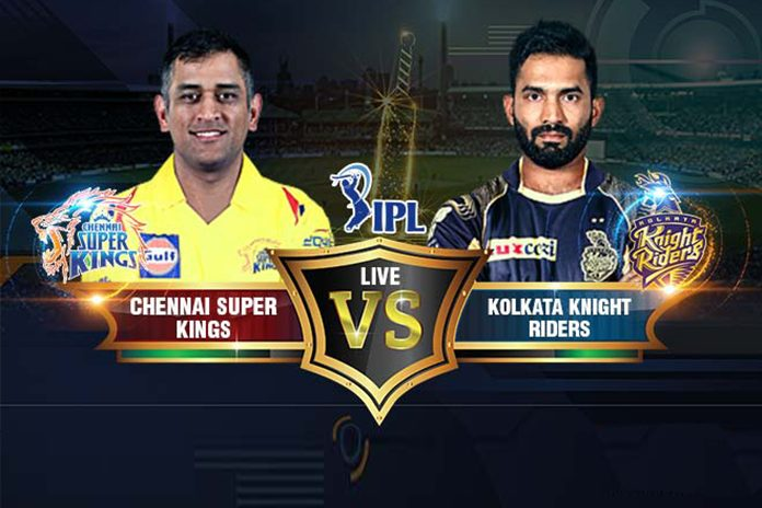 8baf7ff9 IPL 2019 CSK vs KKR: Live streaming, teams and where to watch Chennai Super  Kings vs Kolkata Knight Riders