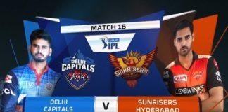 IPL 2019,IPL 2019 highlights,DC vs SRH highlights,Delhi Capitals vs SunRisers Hyderabad highlights,Watch DC vs SRH highlights